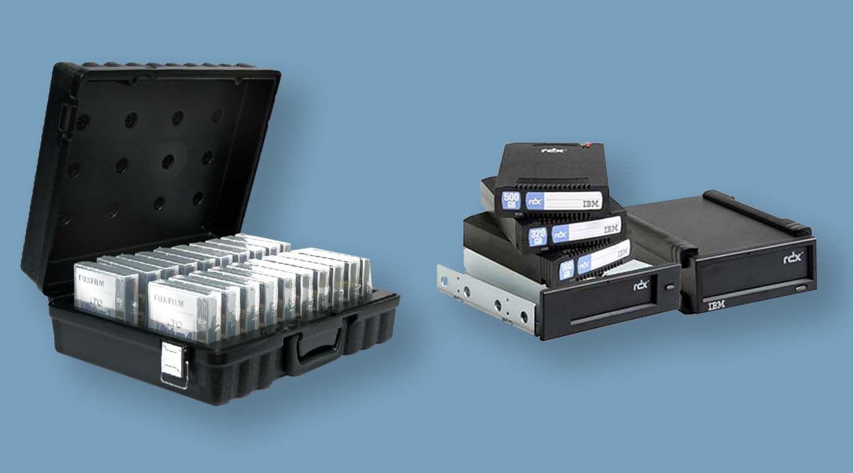 Offline Arşiv Sistemleri
