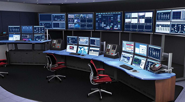 Stüdyo Kontrol Odası Mobilyaları