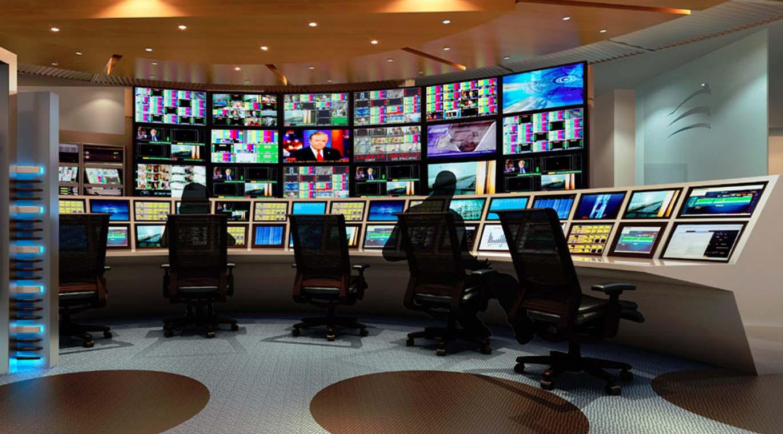 Stüdyo Kontrol Odası Cihazları